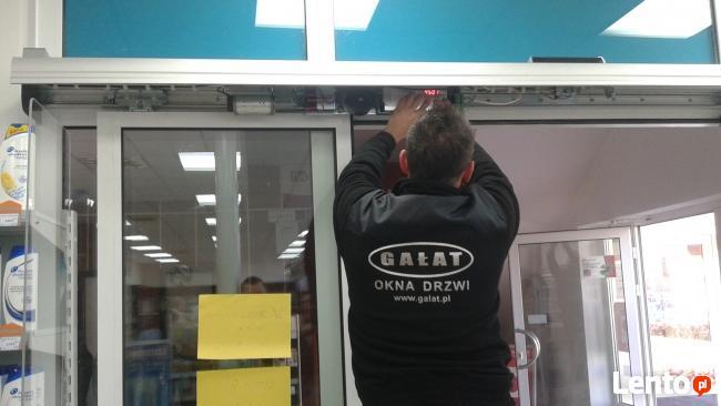 serwis naprawa PRODUCENT drzwi automatycznych