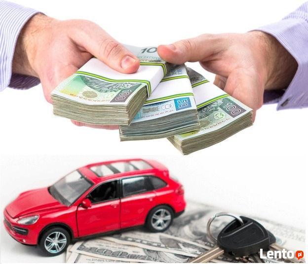 Pieniądze Zastaw Pod Samochodu ! Szybko i Tanio % !!