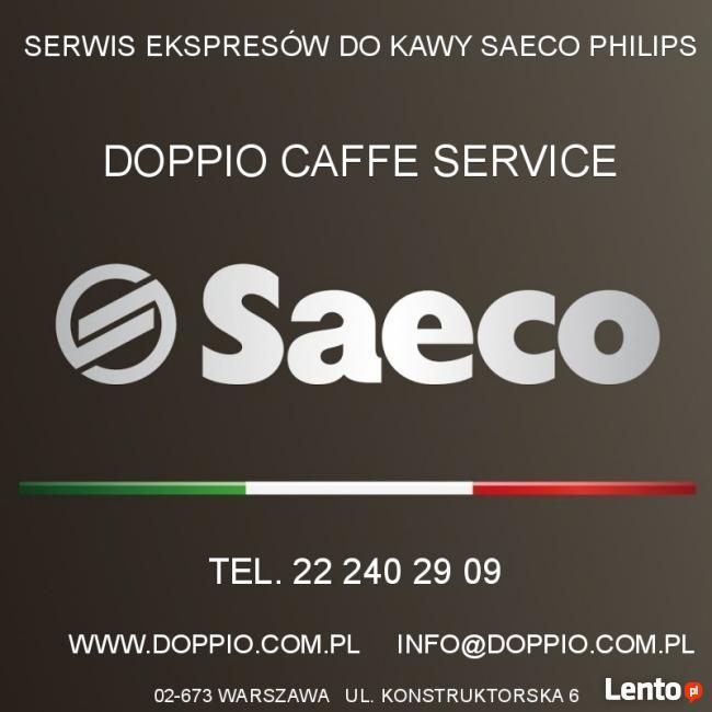 Serwis SAECO Ekspresów SAECO Warszawa