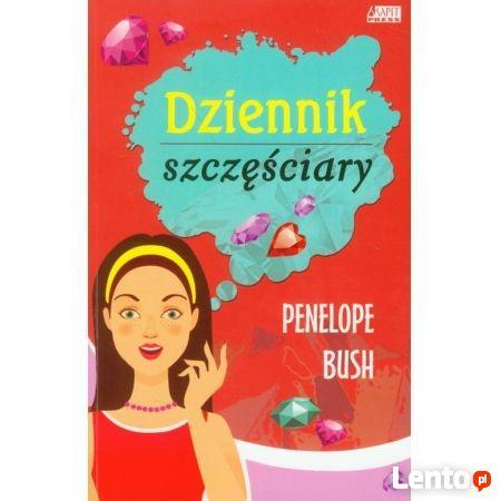 Książka Dziennik szczęściary