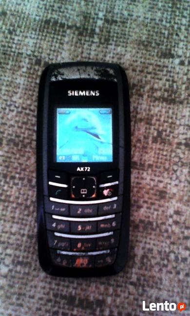 Siemens AX 72