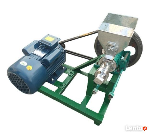 Maszyna do Chrupek Kukurydzianych Śniadaniowych Chrupki Ryżu