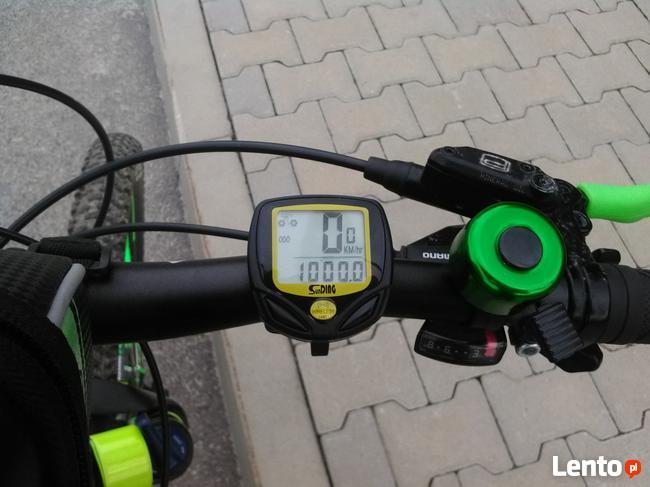 Rower górski - Merida, doinwestowany WIDOCZNY na drodze...