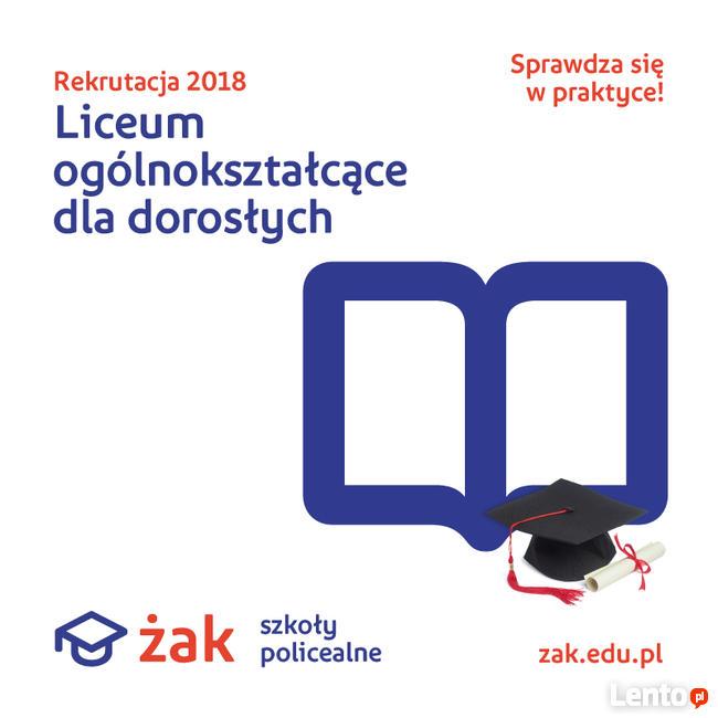 Liceum Ogólnokształcące w Żaku!