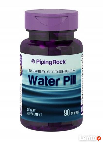 Tabletki usuwające nadmiar wody z organizmu USA