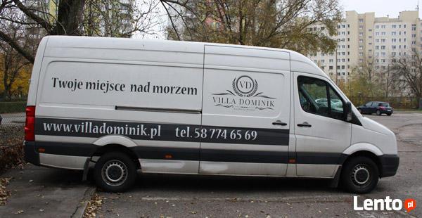 Wypożyczamy, wynajmujemy Volkswageny Craftery w Warszawie
