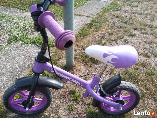 Rowerek-biegacz