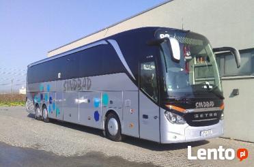 Bilety autobusowe na trasie Chorzów - Holandia