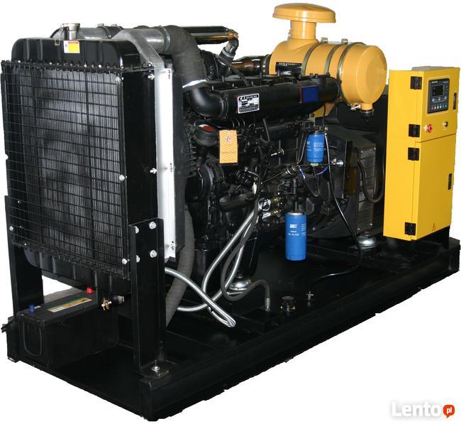 AGREGAT prądotwórczy 120 kW, otwarty, ATS/SZR, PROMOCJA!