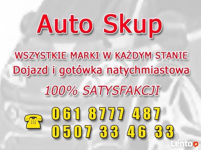 SKUP AUT POZNAŃ Gotówka www.skupautpoznan.entro.pl