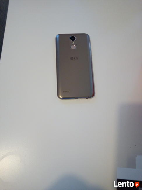 Sprzedam telefon LG K10 2017 (złoty) w bardzo dobrym stanie