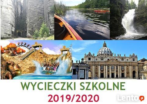 Wycieczki szkolne z Poznania i okolic.