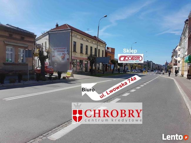 CHROBRY Nowy Sącz - Kredyty Gotówkowe, Konsolidacyjne,Hipotec