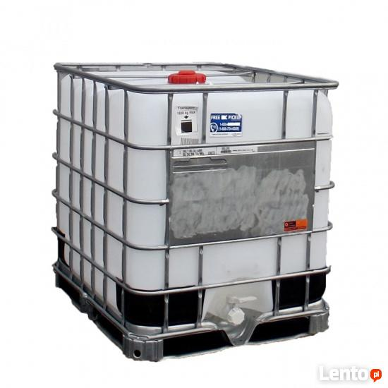 Zbiornik na wodę 1000l - używane