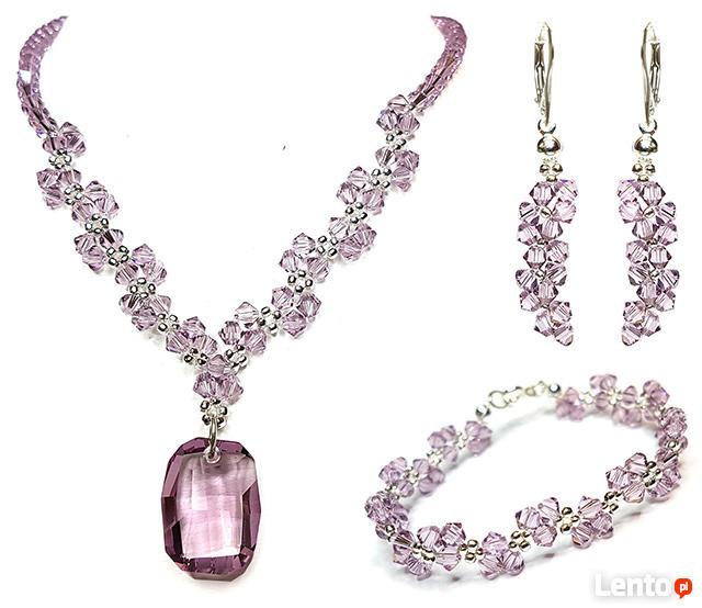 Biżuteria Swarovski - zobacz