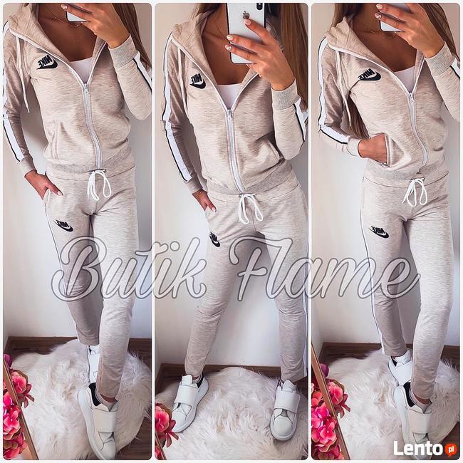 Dres zestaw damski Nike Bluza+Spodnie