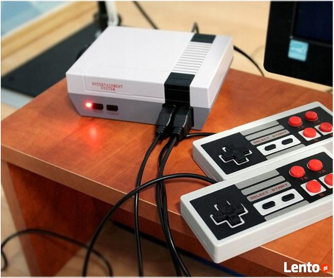 Konsola Pegasus NES 620 klasycznych gier Od FIRMY