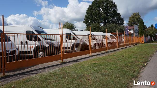 Zabudowy Aut Dostawczych Białystok Półki Szafki Do Busów