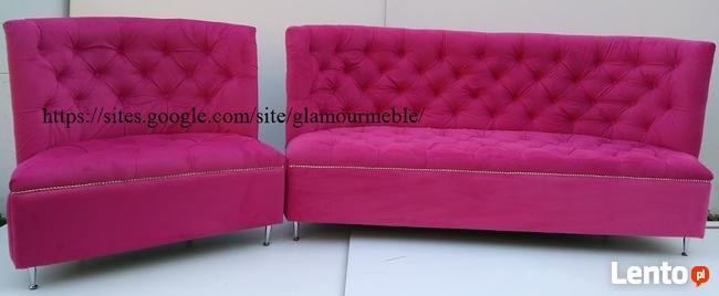 Sofa z fotelem 1200 zł zestaw