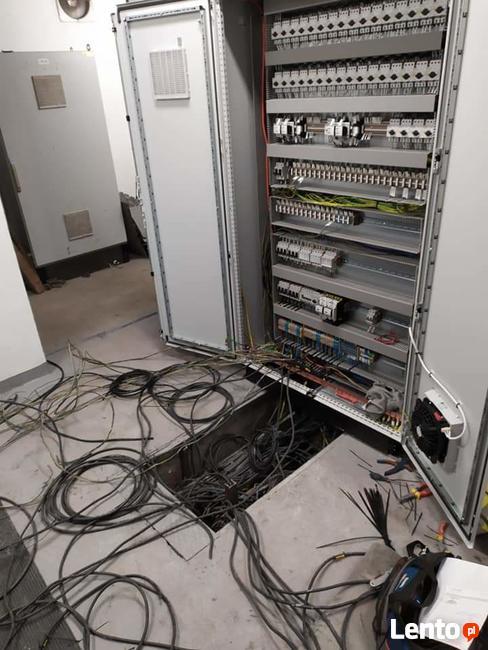 Elektryk / Pomocnik elektryka