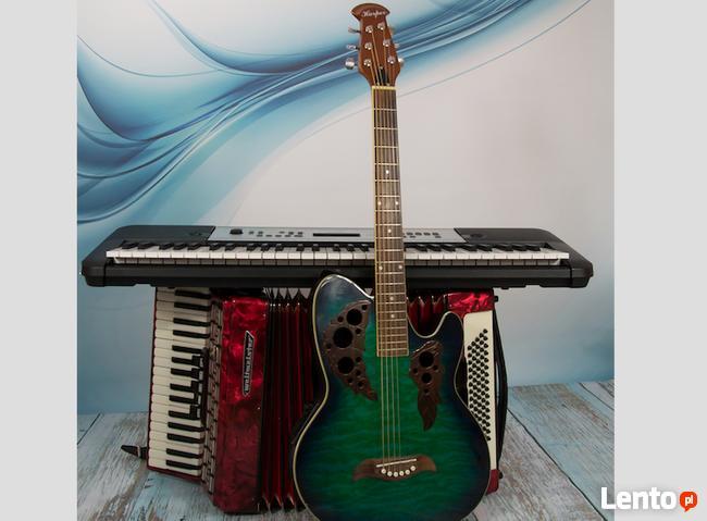 Lekcje nauki gry-gitara, akordeon, keyboard-Portal Muzyczny.