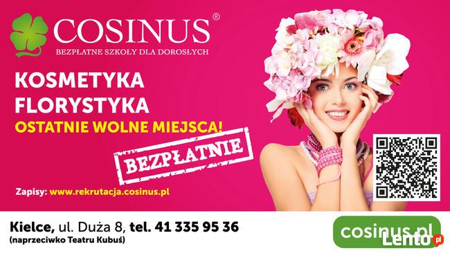 FLORYSTYKA w Kielcach! Ucz się Bez Matury!