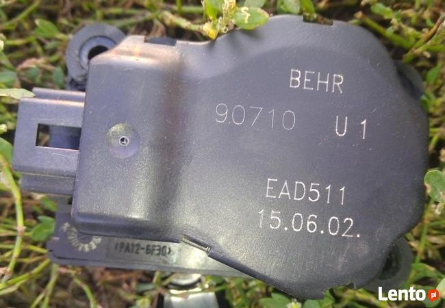 silniczek klap nadmuchu 30zł OPEL ASTRA G II 2