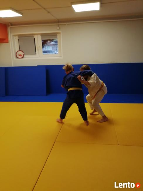 Zajęcia Judo i Jujitsu