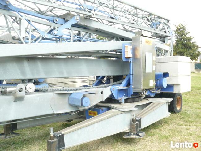 Żuraw szybko-montujący hydrauliczny Masol H.S.36.10