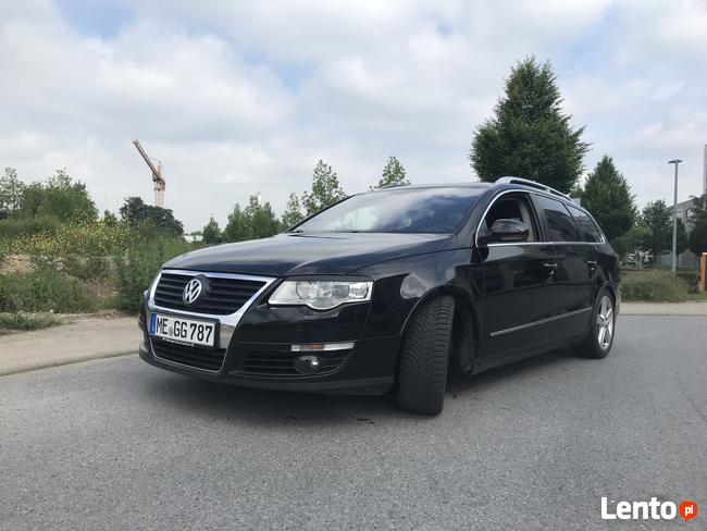 Volkswagen passat b6 2.0 TDI 170km