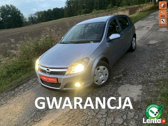 Opel Astra z Niemiec Opłacona z Gwarancją 1.6 Navi Serwisowana Super Stan !