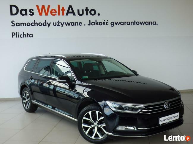 Volkswagen Passat 2.0 TDI 190 KM DSG Highline Salon Polska VAT 23%