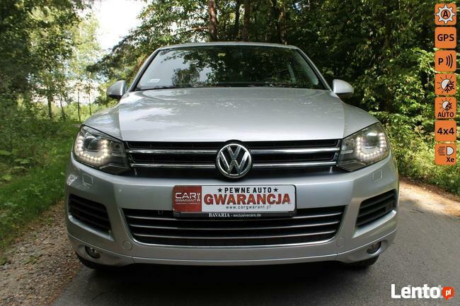 Volkswagen Touareg sport line 3.0 tdi 8hp mod 2011 zamiana