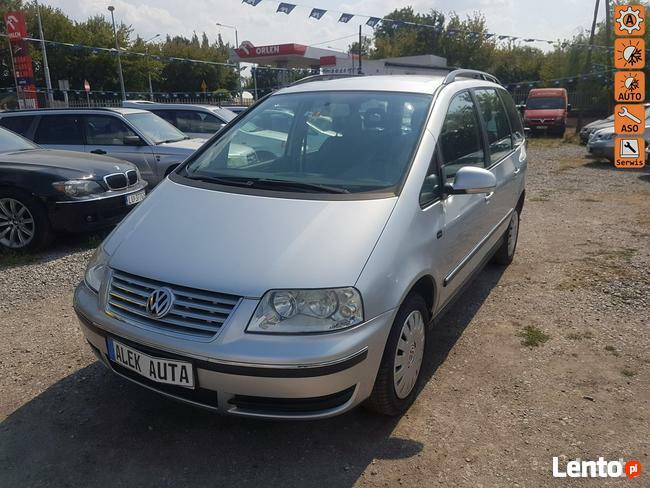 Volkswagen Sharan 1.9TDI 115KM NIEZAWODNY SERWISOWANY