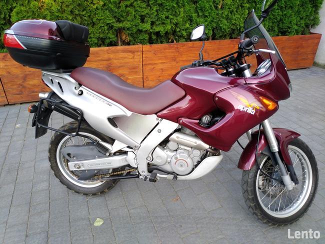 Aprilia Pegaso 650. Niezawodny włoski motocykl