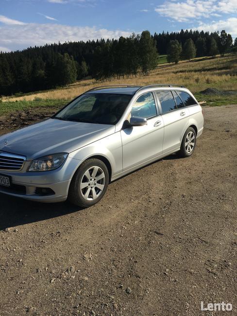 Mercedes C220 Ładny, zadbany, bezwypadkowy
