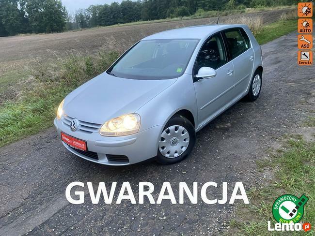 Volkswagen Golf z Niemiec Opłacony z Gwarancją 1.6 MPI Super Stan Serwisowany !