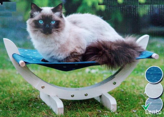 Hamak dla kota legowisko kocie mebelki 3 kolory