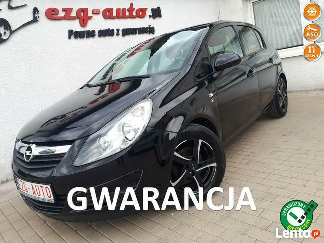 Opel Corsa 111 Jahre ładna wyposażenie Gwarancja