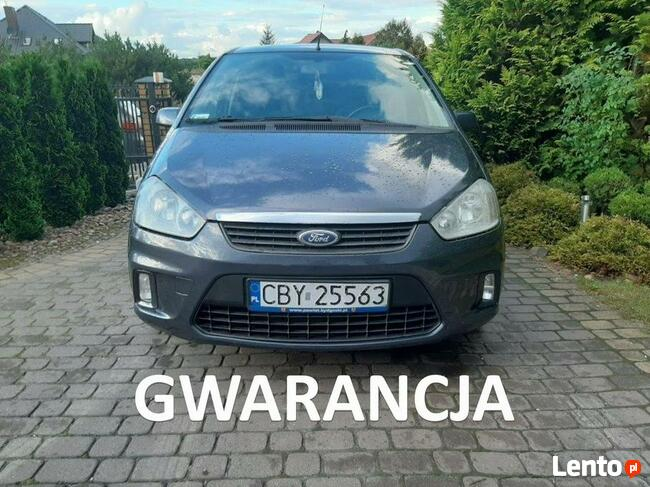 Ford C-Max zadbany, lift,  GWARANCJA