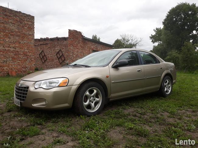 Chrysler Sebring 2.7 V6 2004 rok zadbany