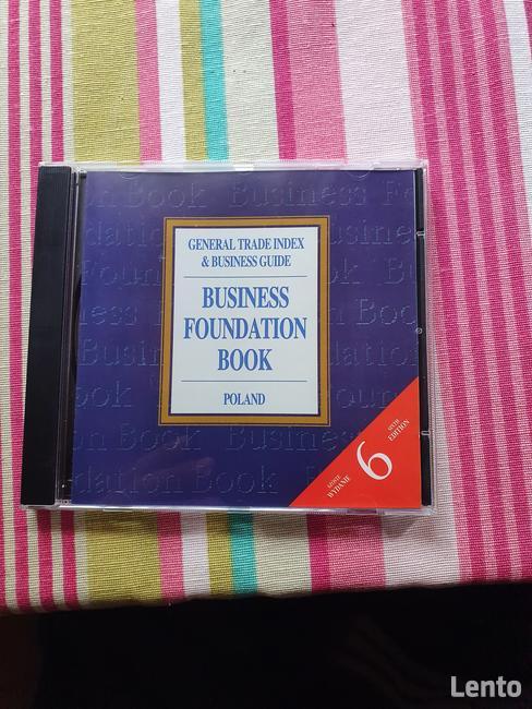 SPRZEDAM Business Foundation Book CD