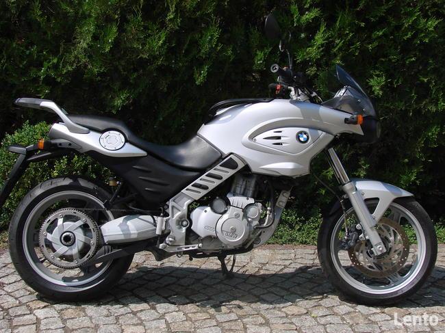BMW F 650 CS ABS