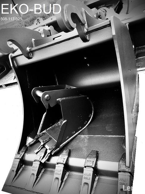 PRODUCENT - ŁYŻKI DO KOPAREK, łyżki hydrauliczne, ażurowe