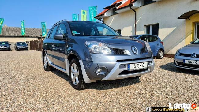 Renault Koleos PANORAMA, ksenon, navi, skóry