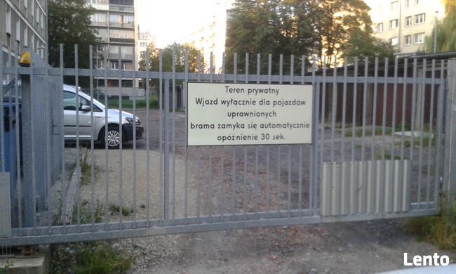 Miejsce postojowe do wynajęcia parking KOSZUTKA ogrodzony