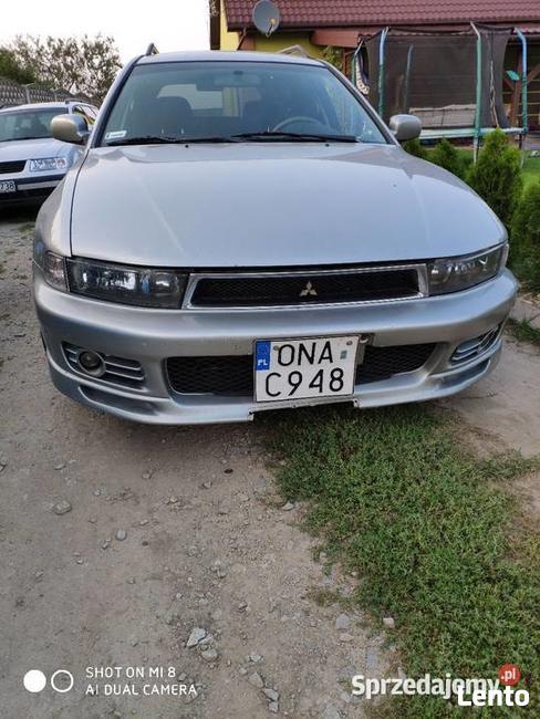 Mitsubishi Galant kombi 2.5 V6 160 KM + LPG 1998 na części