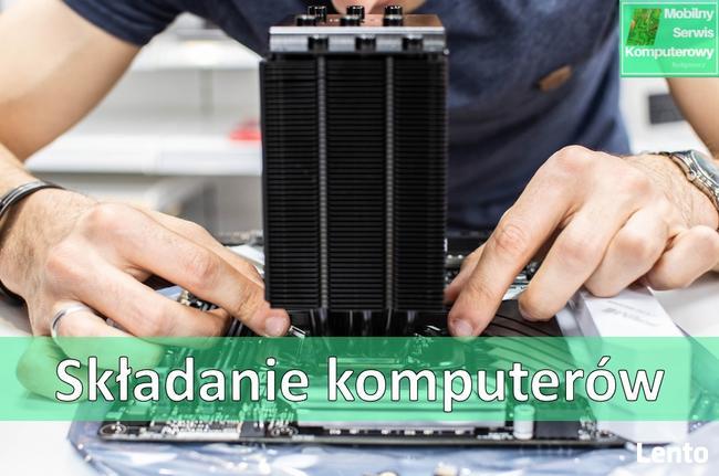 Składanie komputerów PC, doradztwo przy wyborze komponentów