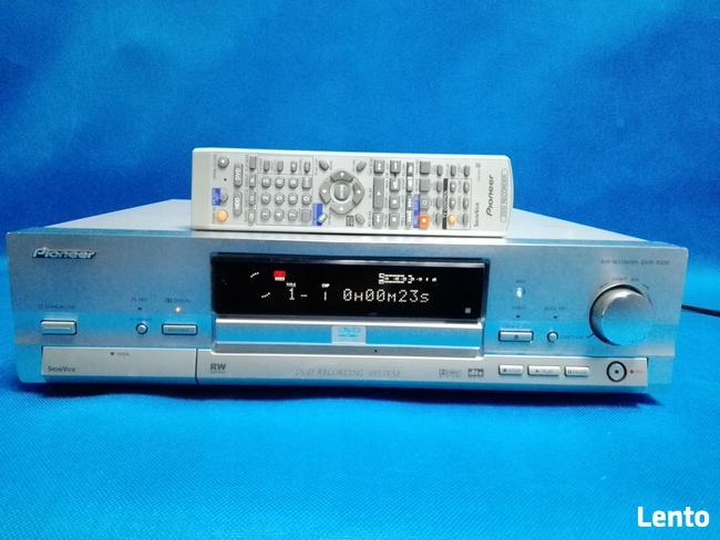 Flagowa Nagrywarka DVD Pioneer DVR-7000 / Pilot