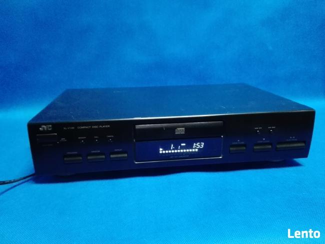 Odtwarzacz CD JVC XL-V120 / 1BIT D/A Converter